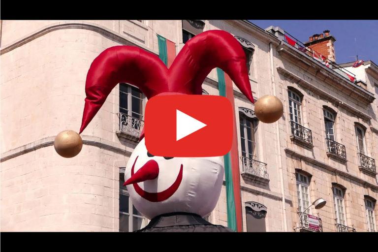 Vidéo : Fêtes de Bayonne