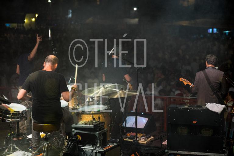 Concert : Les hurlements d'Léo
