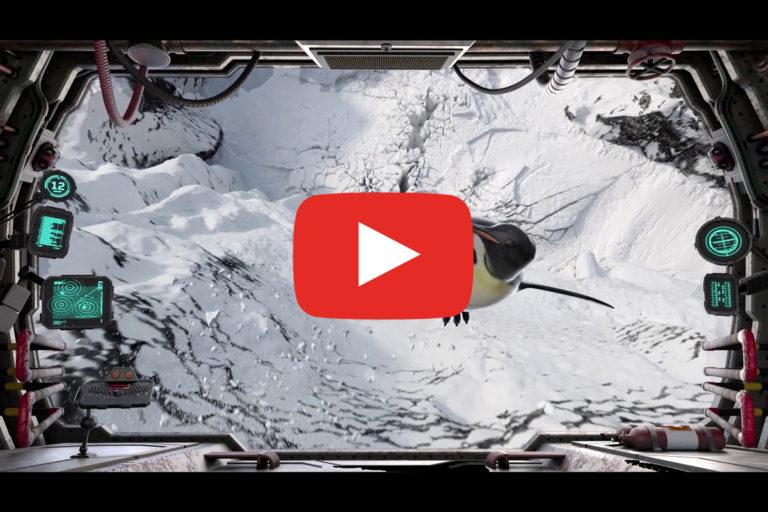 Animation Arctic 4D : Cité de l'Océan