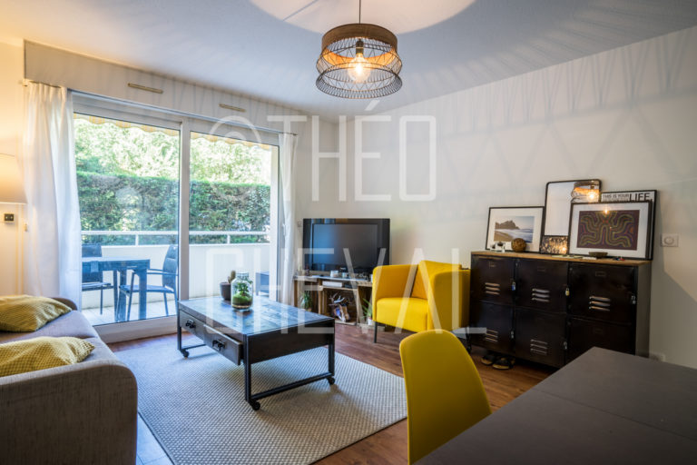 Immobilier : Appartement particulier