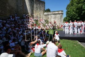 Théo Cheval 2017 Fêtes de Bayonne – Choeurs Basques 01