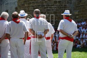 Théo Cheval 2017 Fêtes de Bayonne – Choeurs Basques 07