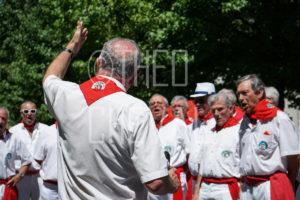 Théo Cheval 2017 Fêtes de Bayonne – Choeurs Basques 12