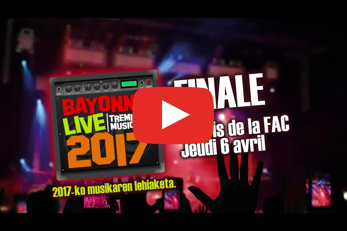 Bayonne Live : Tremplin Musical