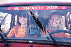 Théo Cheval 15-02-2018 – 4L Trophy – Stibo Systems 14