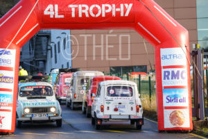 Théo Cheval 15-02-2018 – 4L Trophy – Stibo Systems 22