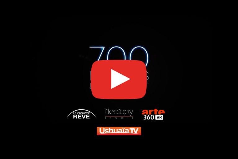 Animation Cité de l'Océan : 700 Requins dans la nuit