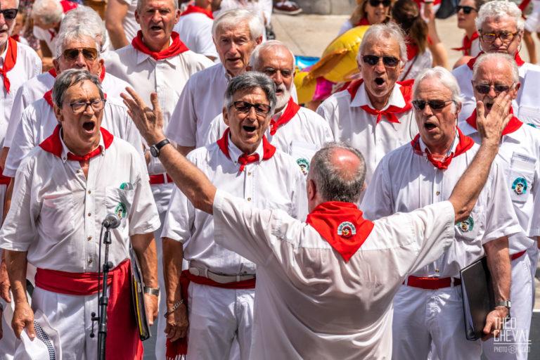 Fêtes de Bayonne 2019 : Choeurs Basques
