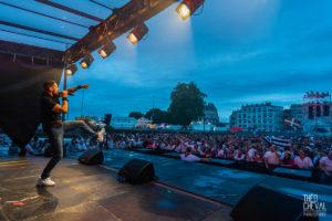 ©Théo Cheval 2019 – Fêtes de Bayonne – Concert Manau 01