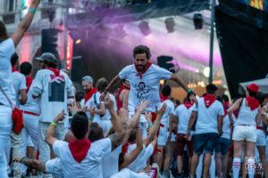 ©Théo Cheval 2019 – Fêtes de Bayonne – Concert Manau 06
