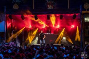 ©Théo Cheval 2019 – Fêtes de Bayonne – Concert Manau 08
