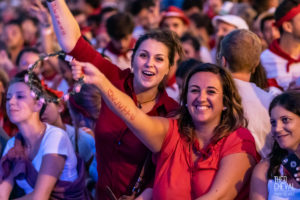 ©Théo Cheval 2019 – Fêtes de Bayonne – Concert Manau 10