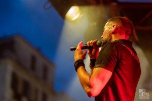 ©Théo Cheval 2019 – Fêtes de Bayonne – Concert Manau 12