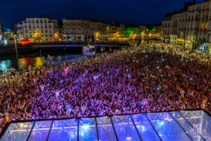 ©Théo Cheval 2019 – Fêtes de Bayonne – Concert Manau 15