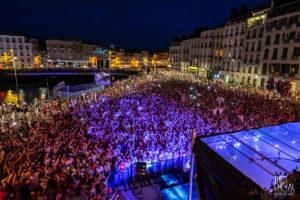 ©Théo Cheval 2019 – Fêtes de Bayonne – Concert Manau 17