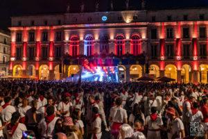 ©Théo Cheval 2019 – Fêtes de Bayonne – Concert Manau 20