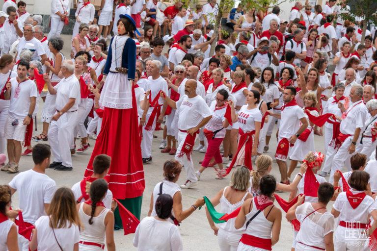 Fêtes de Bayonne 2019 : Danses basques