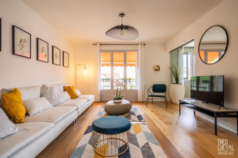 Century 21 : Appartement à Biarritz
