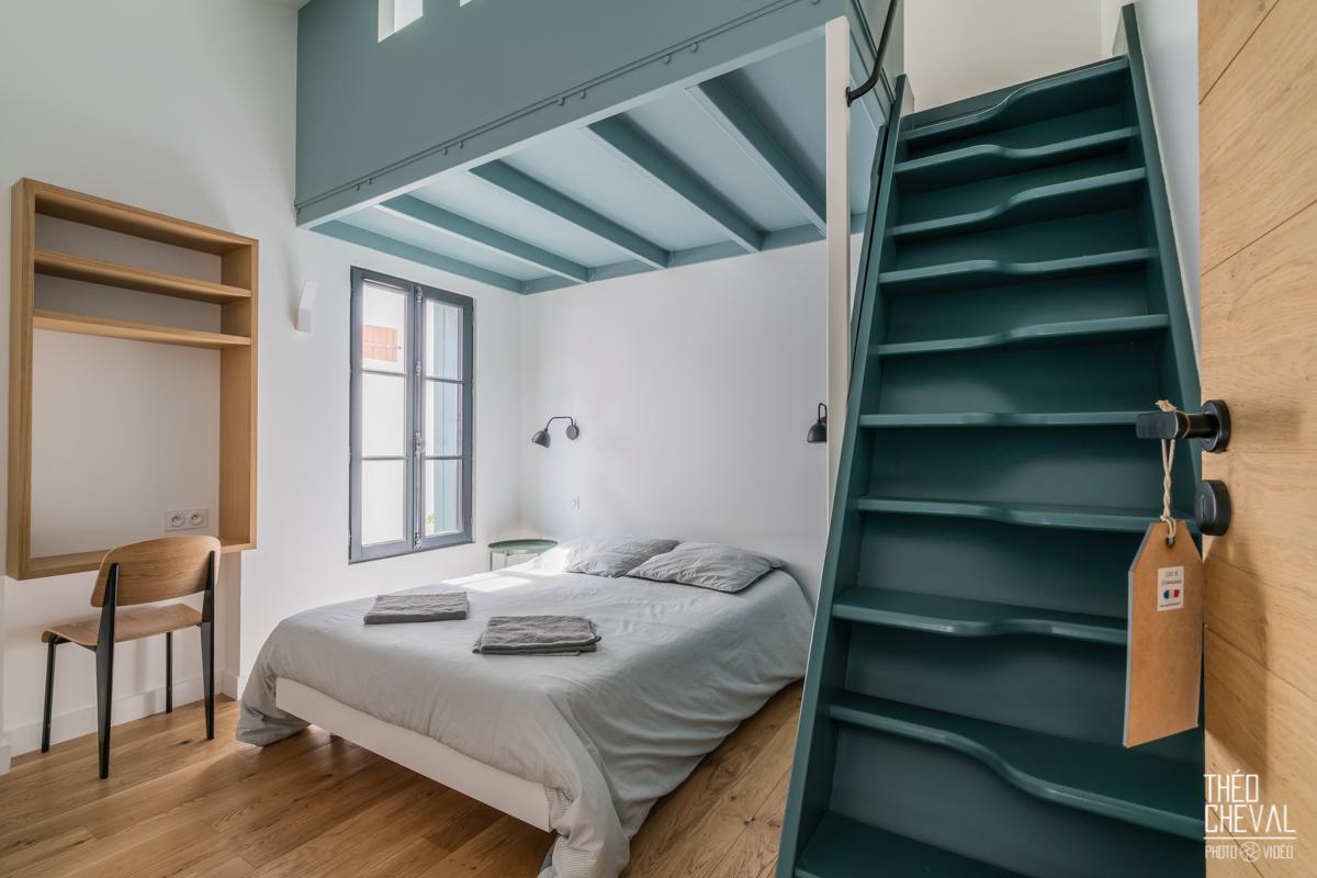Century 21 : Duplex à Biarritz