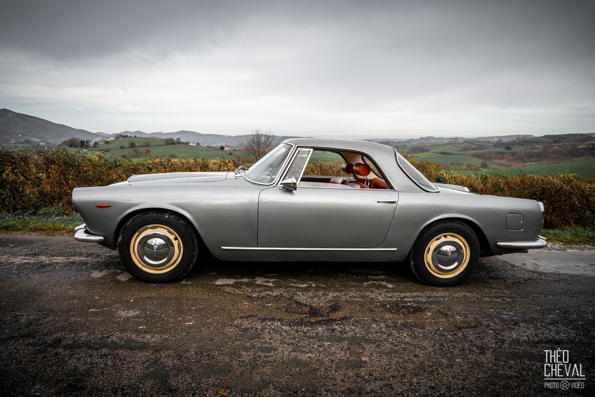 Voitures de Collection : Alfa Romeo Spider & Lancia Flaminia