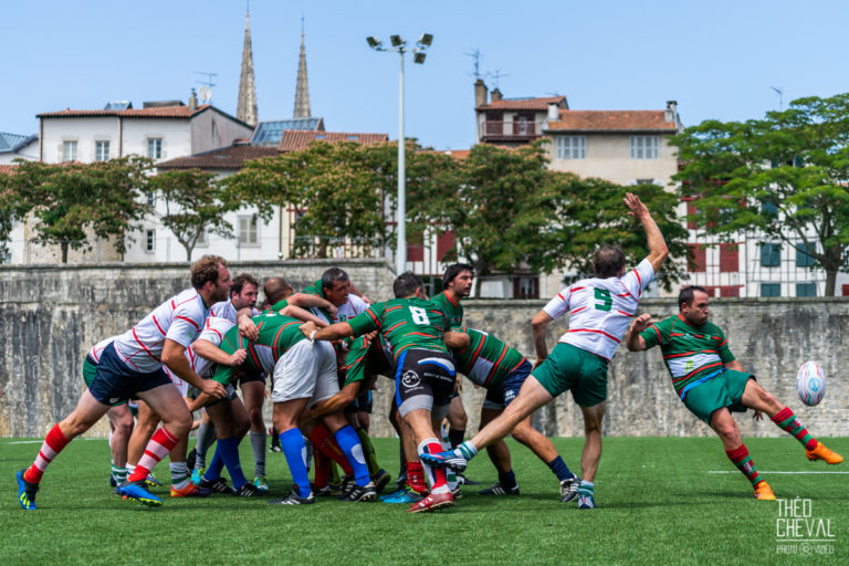 Fêtes de Bayonne 2019 : Rugby avec la Serge Betsen Academy