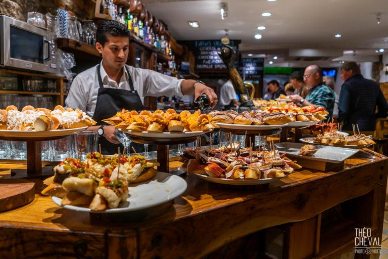 Séminaire Pays Basque : Pintxos à San Sebastian