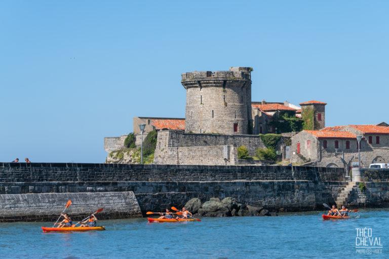 Séminaire Pays Basque : Activités nautiques & Haka
