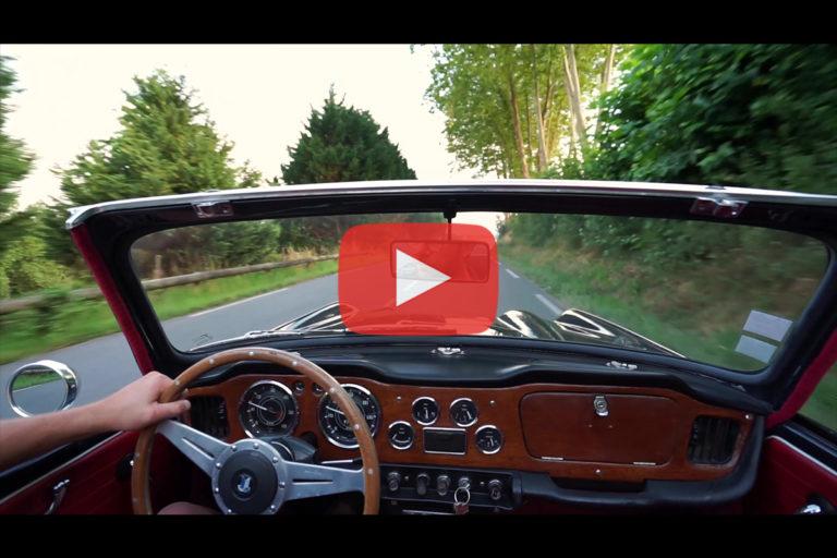 Triumph TR4 – CforCar