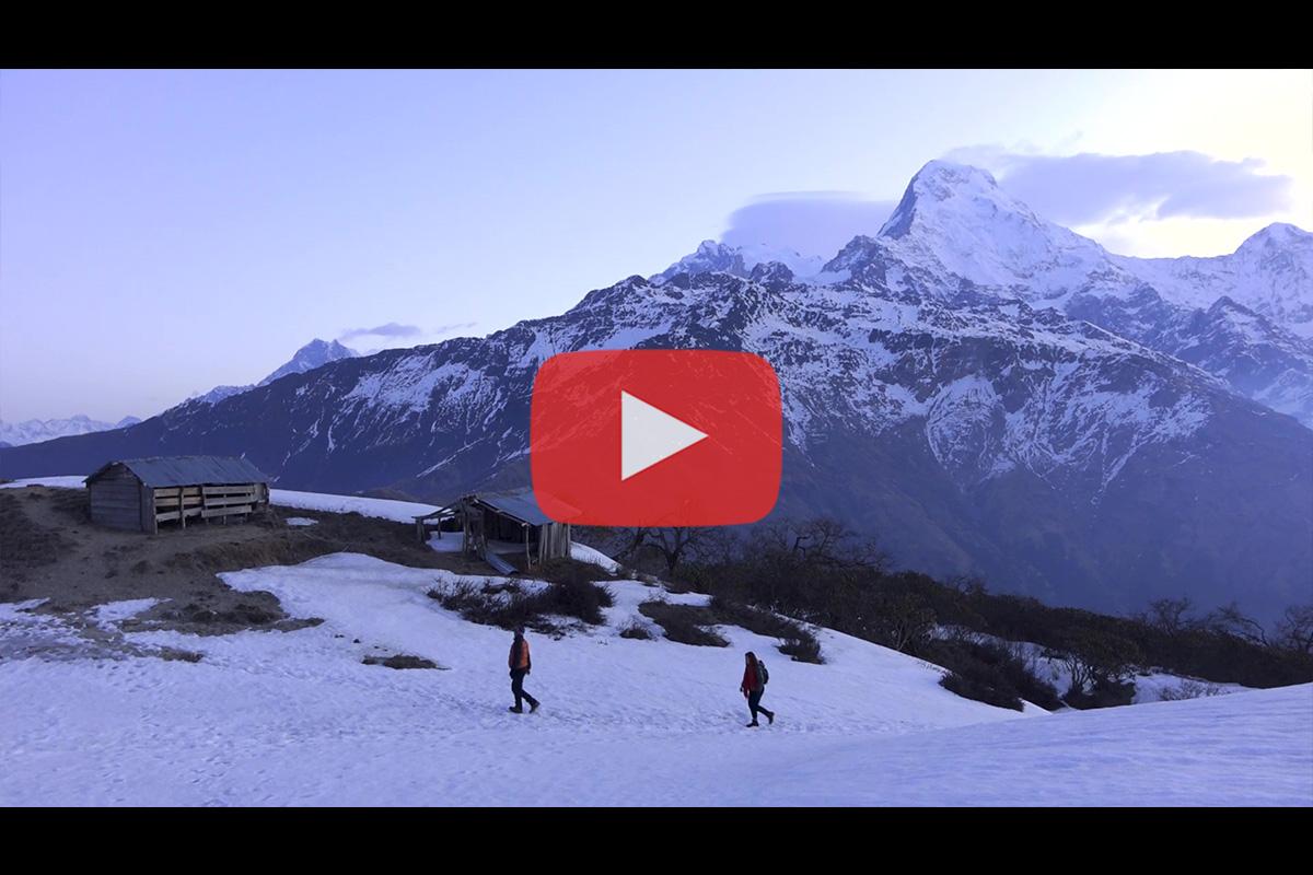 Découverte du Népal (3/4) : Khopra Trek (Annapurna)