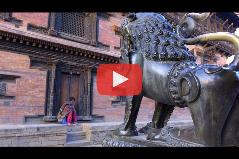 Découverte du Népal (2/4) : Vallée de Katmandou