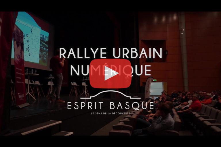 Rallye Urbain Numérique avec Esprit Basque