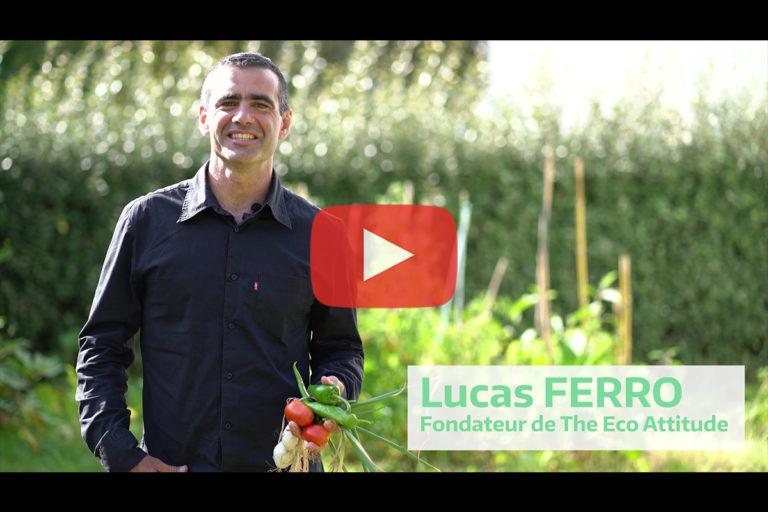 Lucas de The Eco Attitude – Présentation de l'entreprise